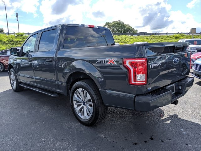 2017 F-150 SuperCrew Cab 4x2,  Pickup #K2320A - photo 9