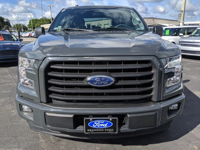 2017 F-150 SuperCrew Cab 4x2,  Pickup #K2320A - photo 10