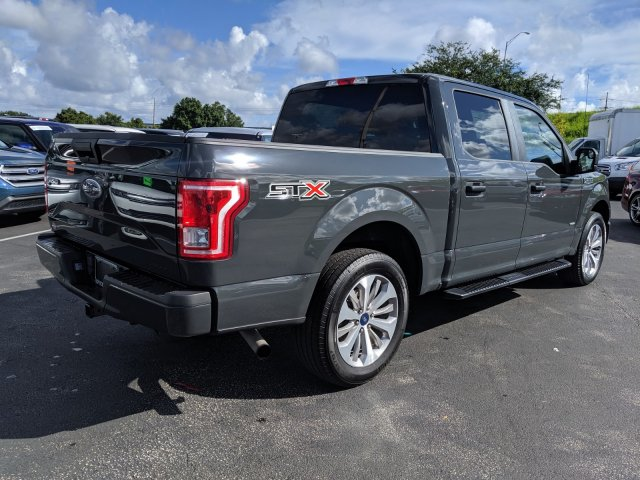 2017 F-150 SuperCrew Cab 4x2,  Pickup #K2320A - photo 2