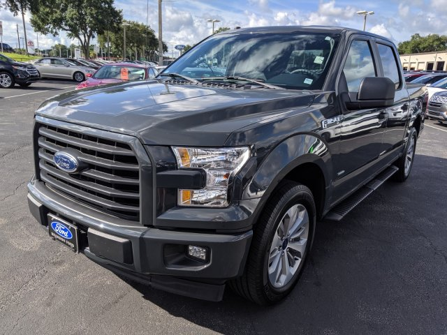 2017 F-150 SuperCrew Cab 4x2,  Pickup #K2320A - photo 3