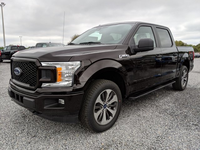 2019 F-150 SuperCrew Cab 4x4,  Pickup #K2332 - photo 5