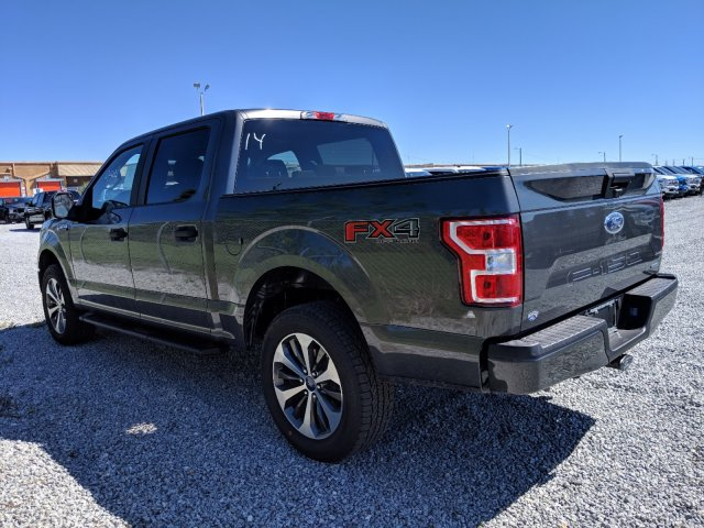 2019 F-150 SuperCrew Cab 4x4,  Pickup #K2345 - photo 4