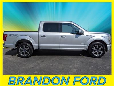 2017 F-150 SuperCrew Cab 4x2,  Pickup #K2439A - photo 1
