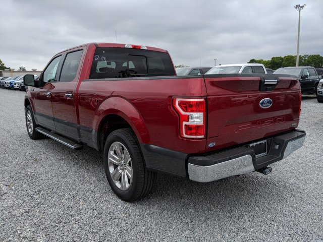 2019 F-150 SuperCrew Cab 4x2,  Pickup #K2478 - photo 4