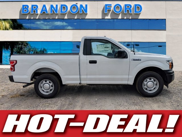 2019 F-150 Regular Cab 4x2,  Pickup #K2529 - photo 1