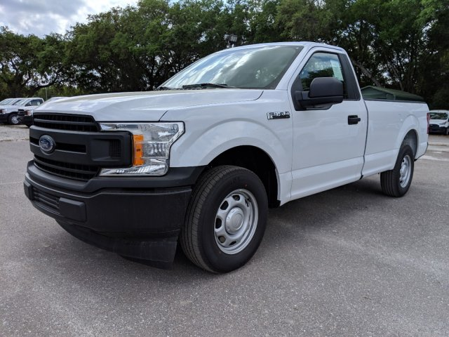 2019 F-150 Regular Cab 4x2,  Pickup #K2531 - photo 5