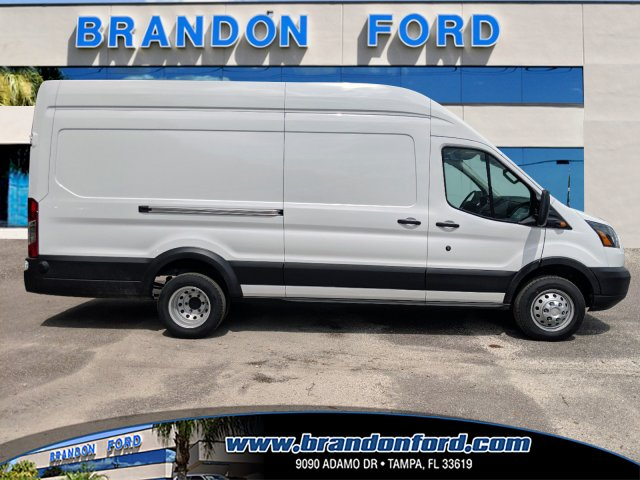 2019 Transit 350 HD High Roof DRW 4x2,  Empty Cargo Van #K2534 - photo 1