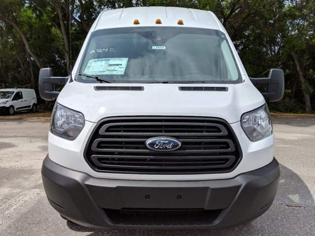 2019 Transit 350 HD High Roof DRW 4x2,  Empty Cargo Van #K2534 - photo 10