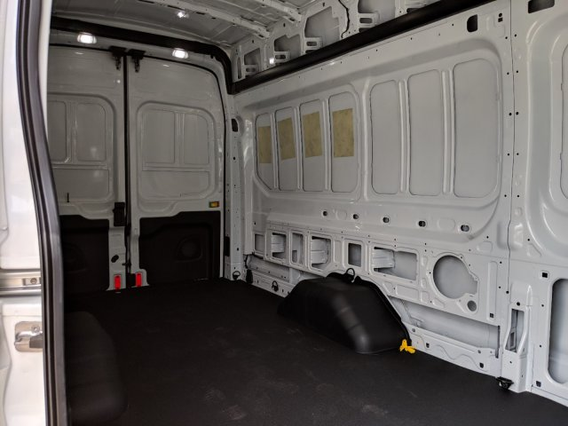 2019 Transit 350 HD High Roof DRW 4x2,  Empty Cargo Van #K2534 - photo 11