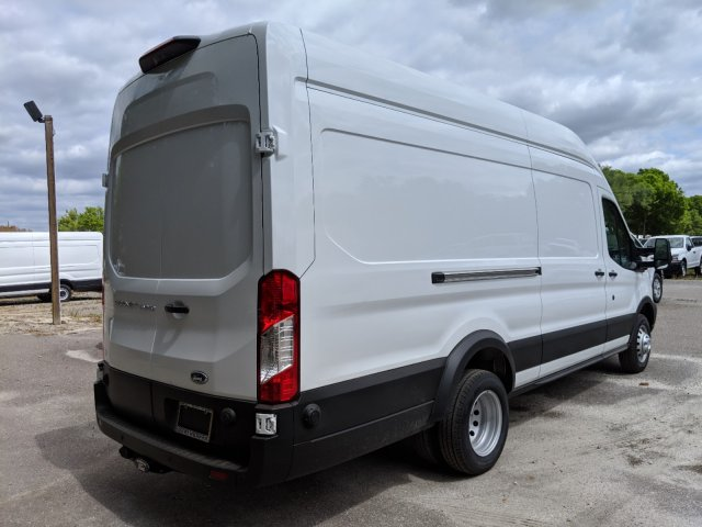 2019 Transit 350 HD High Roof DRW 4x2,  Empty Cargo Van #K2534 - photo 3