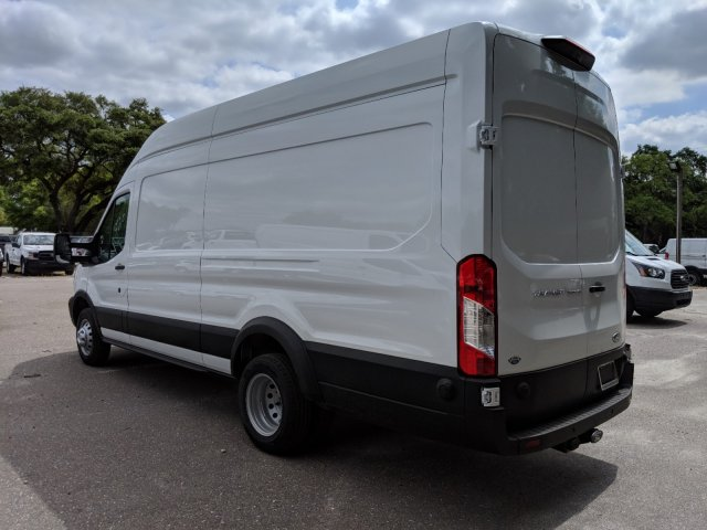 2019 Transit 350 HD High Roof DRW 4x2,  Empty Cargo Van #K2534 - photo 5