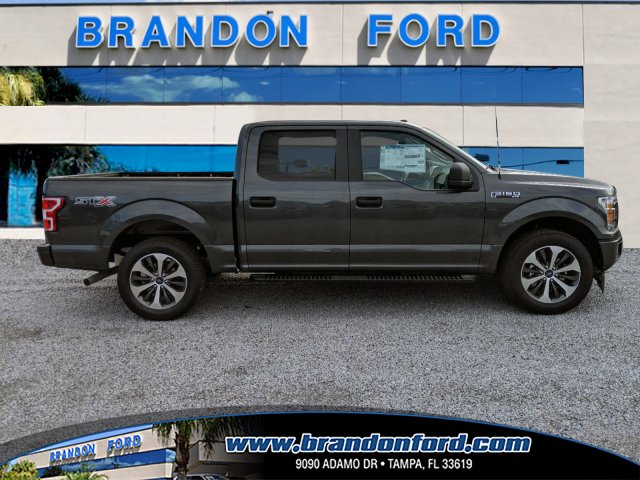 2019 F-150 SuperCrew Cab 4x2,  Pickup #K2537 - photo 1