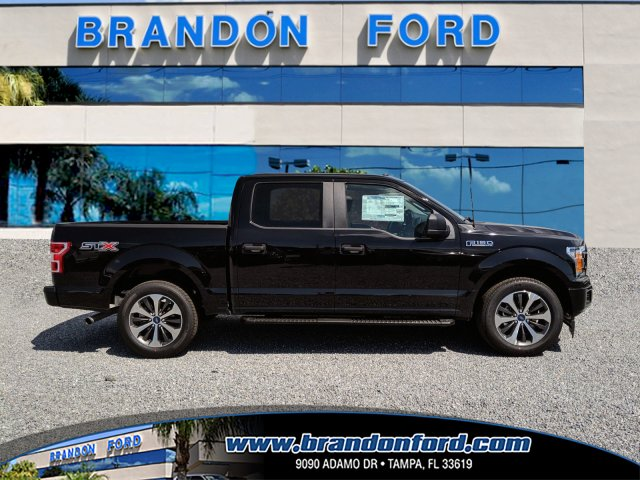 2019 F-150 SuperCrew Cab 4x2,  Pickup #K2539 - photo 1