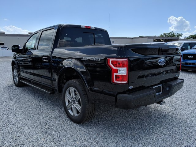 2019 F-150 SuperCrew Cab 4x2,  Pickup #K2544 - photo 4