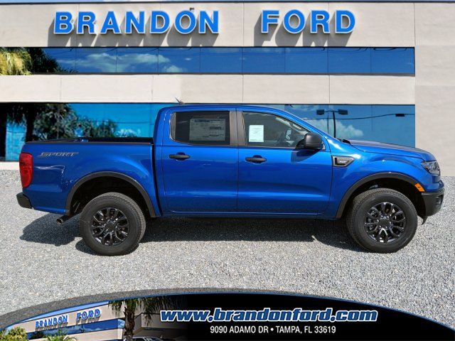 2019 Ranger SuperCrew Cab 4x2,  Pickup #K2552 - photo 1