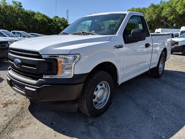 2019 F-150 Regular Cab 4x2,  Pickup #K2577 - photo 5