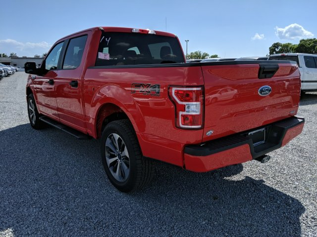 2019 F-150 SuperCrew Cab 4x4,  Pickup #K2590 - photo 4