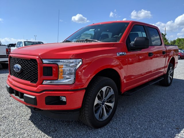 2019 F-150 SuperCrew Cab 4x4,  Pickup #K2590 - photo 5