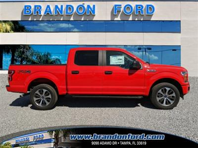 2019 F-150 SuperCrew Cab 4x4,  Pickup #K2590 - photo 1