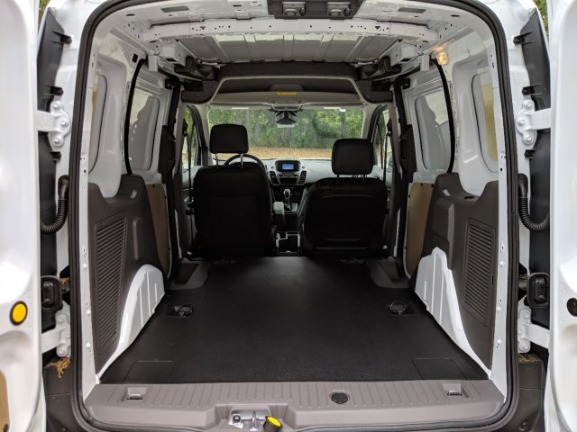2019 Transit Connect 4x2,  Empty Cargo Van #K2610 - photo 1