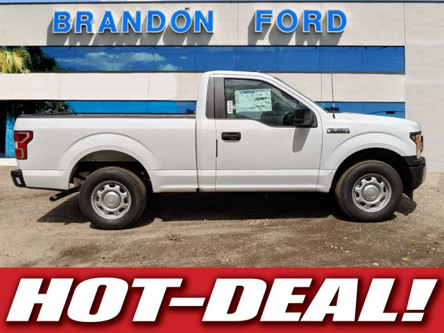 2019 F-150 Regular Cab 4x2,  Pickup #K2617 - photo 1