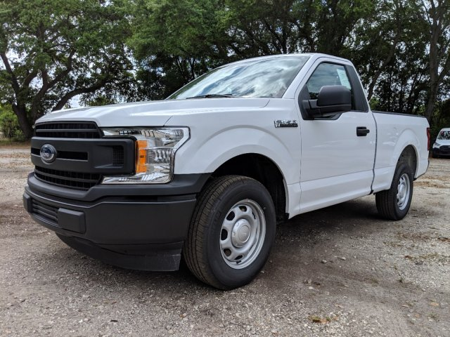 2019 F-150 Regular Cab 4x2,  Pickup #K2617 - photo 5