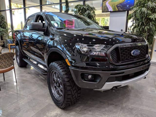 2019 Ranger SuperCrew Cab 4x4,  Pickup #K2620 - photo 1