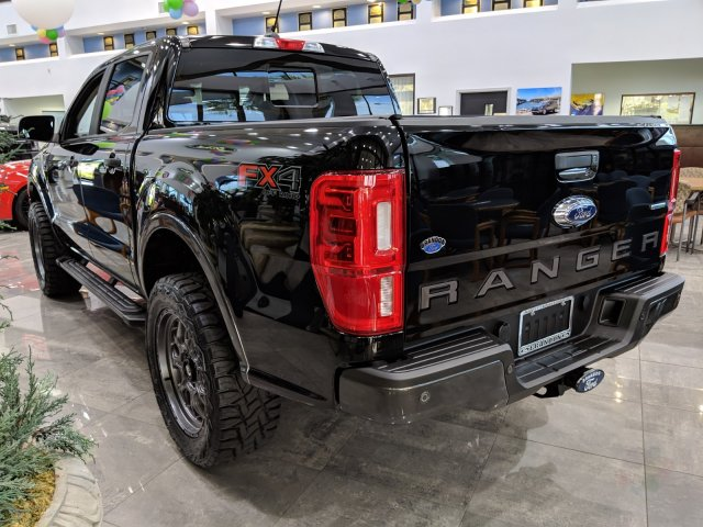 2019 Ranger SuperCrew Cab 4x4,  Pickup #K2620 - photo 5