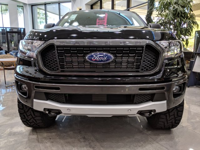 2019 Ranger SuperCrew Cab 4x4,  Pickup #K2620 - photo 7