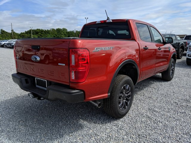 2019 Ranger SuperCrew Cab 4x2,  Pickup #K2626 - photo 1