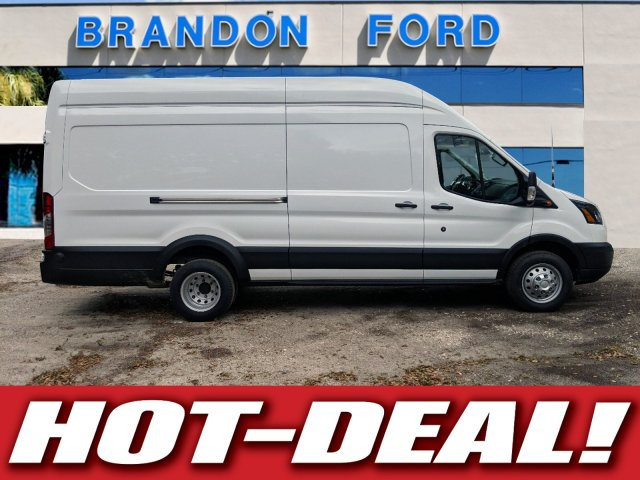 2019 Transit 350 HD High Roof DRW 4x2,  Empty Cargo Van #K2632 - photo 1