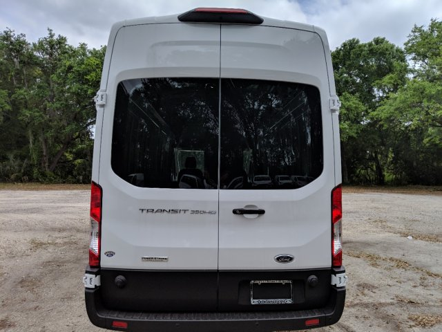 2019 Transit 350 HD High Roof DRW 4x2,  Empty Cargo Van #K2632 - photo 4