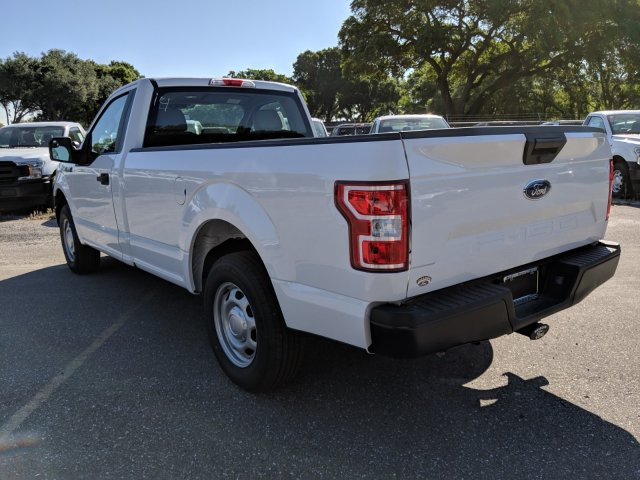 2019 F-150 Regular Cab 4x2,  Pickup #K2635 - photo 4