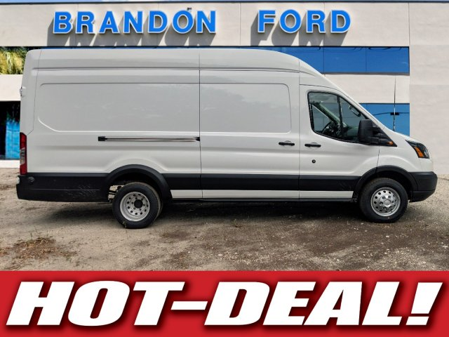 2019 Transit 350 HD High Roof DRW 4x2,  Empty Cargo Van #K2637 - photo 1