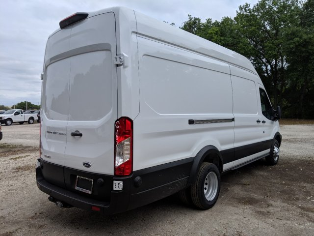 2019 Transit 350 HD High Roof DRW 4x2,  Empty Cargo Van #K2637 - photo 3
