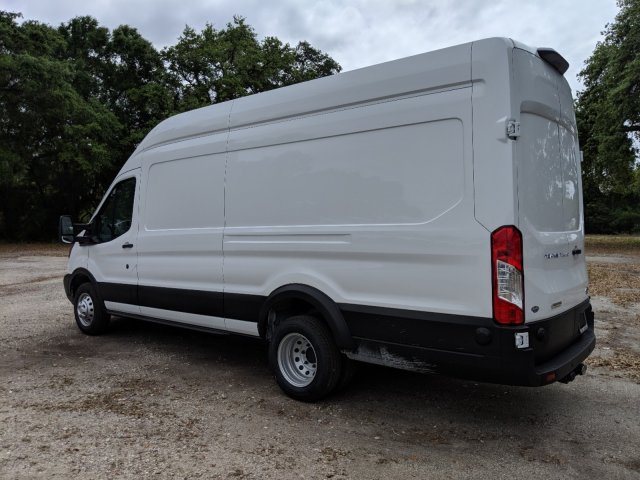 2019 Transit 350 HD High Roof DRW 4x2,  Empty Cargo Van #K2637 - photo 5