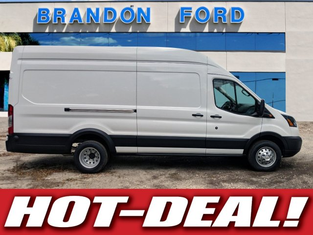 2019 Transit 350 HD High Roof DRW 4x2,  Empty Cargo Van #K2638 - photo 1