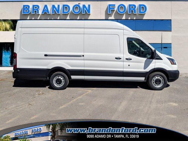 2019 Transit 350 High Roof 4x2,  Empty Cargo Van #K2651 - photo 1