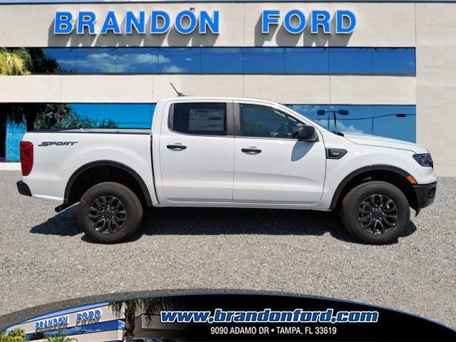 2019 Ranger SuperCrew Cab 4x2,  Pickup #K2674 - photo 1