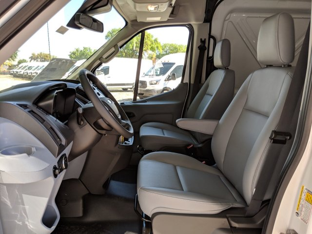 2019 Transit 350 HD High Roof DRW 4x2,  Empty Cargo Van #K2677 - photo 19