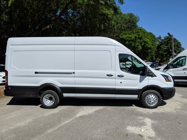 2019 Transit 350 HD High Roof DRW 4x2,  Empty Cargo Van #K2677 - photo 3