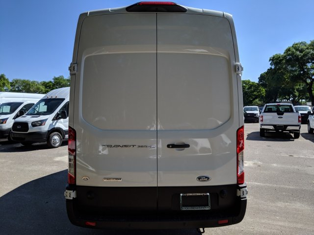 2019 Transit 350 HD High Roof DRW 4x2,  Empty Cargo Van #K2677 - photo 5