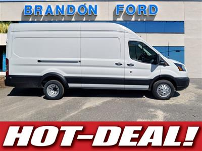 2019 Transit 350 HD High Roof DRW 4x2,  Empty Cargo Van #K2677 - photo 1