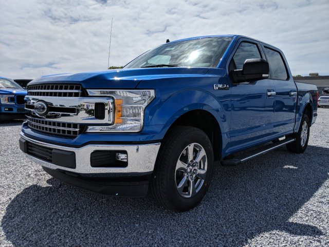 2019 F-150 SuperCrew Cab 4x2,  Pickup #K2681 - photo 5
