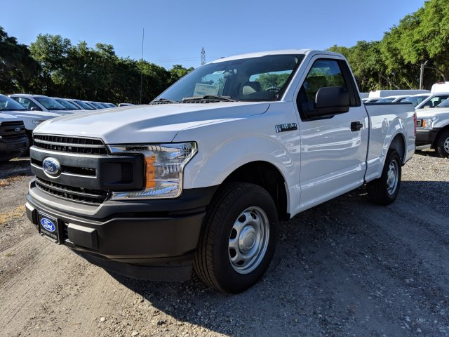2019 F-150 Regular Cab 4x2,  Pickup #K2685 - photo 5