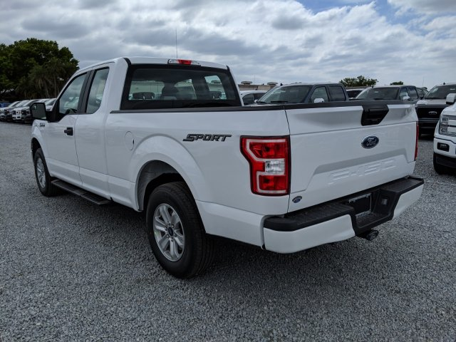 2019 F-150 Super Cab 4x2,  Pickup #K2709 - photo 4