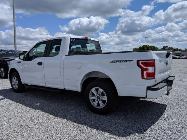 2019 F-150 Super Cab 4x2,  Pickup #K2723 - photo 4