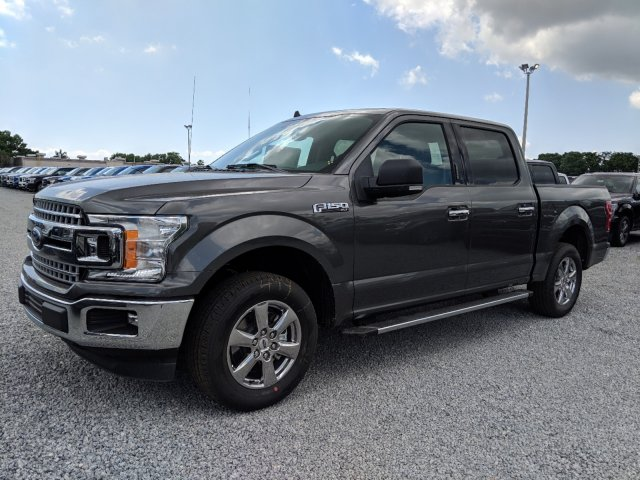 2019 F-150 SuperCrew Cab 4x2,  Pickup #K2737 - photo 5