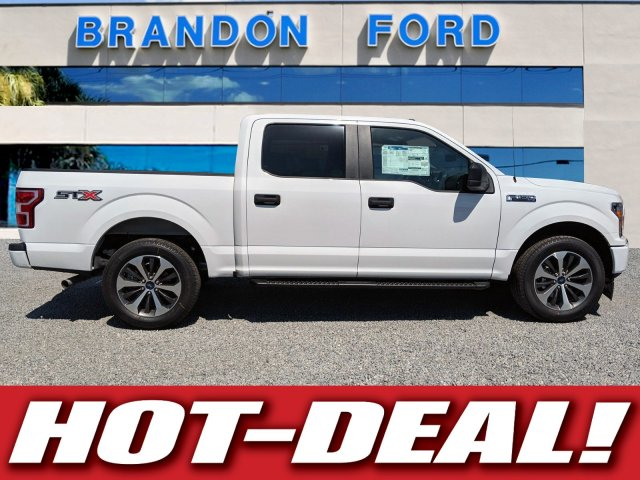 2019 F-150 SuperCrew Cab 4x2,  Pickup #K2739 - photo 1
