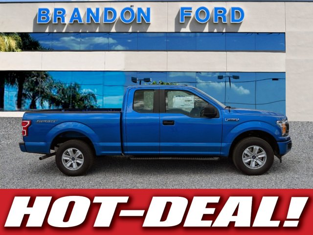 2019 F-150 Super Cab 4x2,  Pickup #K2764 - photo 1